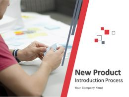 New Product Introduction Process Powerpoint Presentation Slides