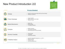 New Product Introduction Product Competencies Ppt Themes