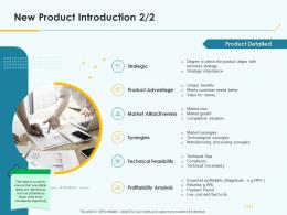 New Product Introduction Product Pricing Strategy Ppt Icons