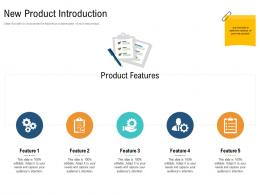 New Product Introduction Unique Selling Proposition Of Product Ppt Template