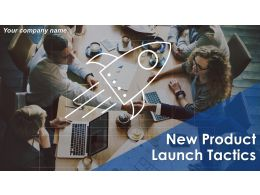New Product Launch Tactics Powerpoint Presentation Slides