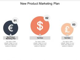 New Product Marketing Plan Ppt Powerpoint Presentation Gallery Guide Cpb