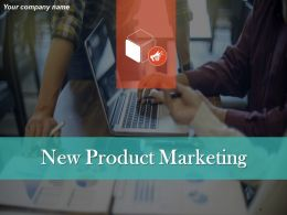 New Product Marketing Powerpoint Presentation Slides