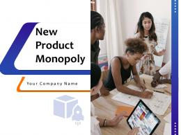 New Product Monopoly Powerpoint Presentation Slides