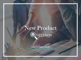 New Product Overview Powerpoint Presentation Slides