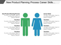 New Product Planning Process Career Skills Backend System Cpb