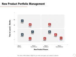 New Product Portfolio Management Basis Interest Ppt Powerpoint Presentation Slides Background Images