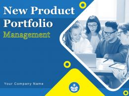 New Product Portfolio Management Powerpoint Presentation Slides