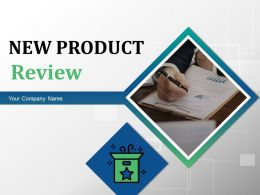 New Product Review Powerpoint Presentation Slides