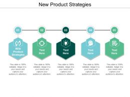 New Product Strategies Ppt Powerpoint Presentation Ideas Demonstration Cpb