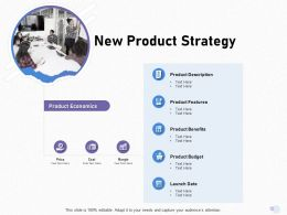 New Product Strategy Launch Date Ppt Powerpoint Presentation Outline Gallery
