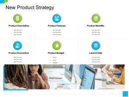 New Product Strategy Margin Ppt Powerpoint Presentation Infographic Template Elements