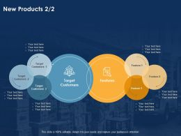 New Products Features Ppt Powerpoint Presentation Elements