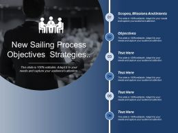 New Sailing Process Objectives Strategies Service Process Satisfaction