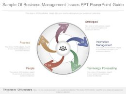 New Sample Of Business Management Issues Ppt Powerpoint Guide