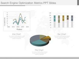 New Search Engine Optimization Metrics Ppt Slides