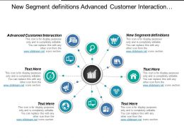New Segment Definitions Advanced Customer Interaction Maturity Assessment