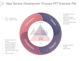 New Service Development Process Ppt Example File