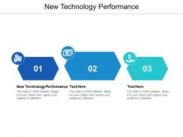 New Technology Performance Ppt Powerpoint Presentation Model Example File Cpb