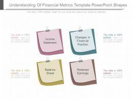 new_understanding_of_financial_metrics_template_powerpoint_shapes_Slide01