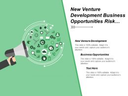 New Venture Development Business Opportunities Risk Ascertainment News Portals