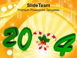 New Year Celebration 2014 Presentation Design PowerPoint Templates PPT Backgrounds For Slides 1113