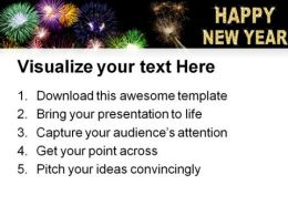 New Year Celebration Festival PowerPoint Templates And PowerPoint Backgrounds 0711  Presentation Themes and Graphics Slide03