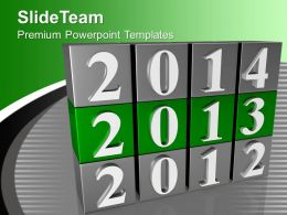New Year Planning With 2013 PowerPoint Templates PPT Backgrounds For Slides 0113