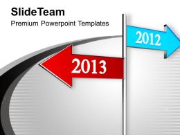 New Year Sign Board PowerPoint Templates PPT Themes And Graphics 0113