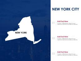 New York City Powerpoint Presentation PPT Template