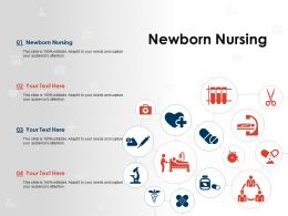 Newborn Nursing Ppt Powerpoint Presentation Summary Model