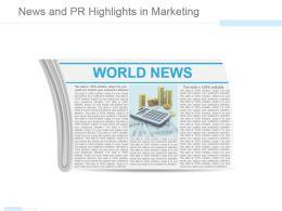 50677132 Style Variety 2 Newspaper 1 Piece Powerpoint Presentation Diagram Infographic Slide