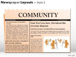 newspaper_layouts_style_2_powerpoint_presentation_slides_Slide01
