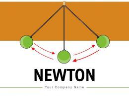 Newton Representing Insightful Inspirational Simplicity