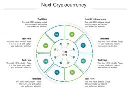 Next Cryptocurrency Ppt Powerpoint Presentation Infographics Deck Cpb