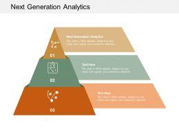 Next Generation Analytics Ppt Powerpoint Presentation Inspiration Themes Cpb
