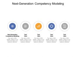 Next Generation Competency Modeling Ppt Powerpoint Presentation Pictures Rules Cpb