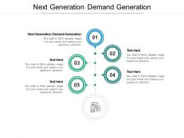 Next Generation Demand Generation Ppt Powerpoint Presentation Professional Inspiration Cpb
