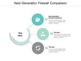 Next Generation Firewall Comparison Ppt Powerpoint Presentation Professional Sample Cpb