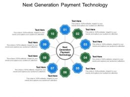 Next Generation Payment Technology Ppt Powerpoint Presentation Gallery Examples Cpb