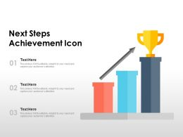Next Steps Achievement Icon