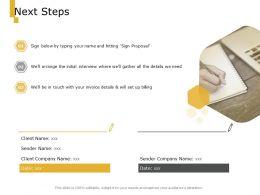 Next Steps Planning A1002 Ppt Powerpoint Presentation Model Portfolio