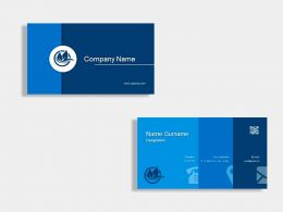 Ngo Business Card Design Template