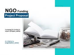 Ngo Funding Project Proposal Powerpoint Presentation Slides