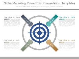 Niche Marketing Powerpoint Presentation Templates