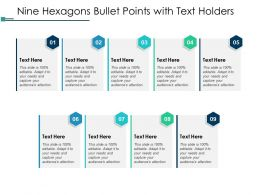 nine_hexagons_bullet_points_with_text_holders_Slide01
