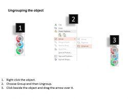 21144320 Style Circular Zig-Zag 9 Piece Powerpoint Presentation Diagram Infographic Slide
