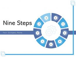 Nine Steps Information Recruitment Process Business Strategic Planning