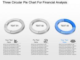 nj_three_circular_pie_chart_for_financial_analysis_powerpoint_template_Slide03