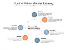 Nominal Values Machine Learning Ppt Powerpoint Presentation Outline Templates Cpb